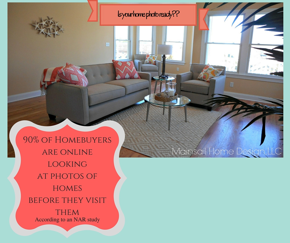 Vacant Home Staging Mainsail Home Design Llc
